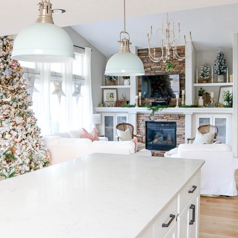 2020 Modern Christmas Home Décor Ideas