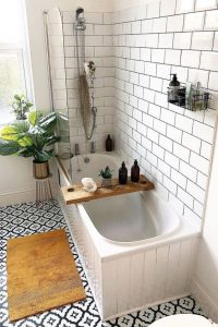 Minimalist Bathroom Ideas With Tropical Style