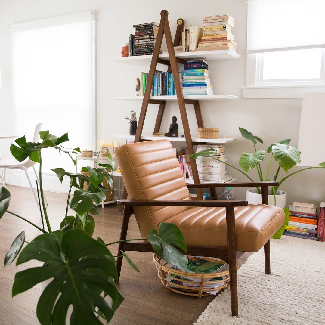 Decorative Lounge Chair Ideas To Your Favorite Corner