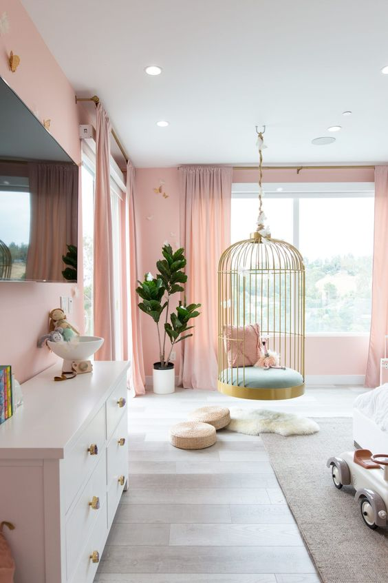 Sweet and Minimalist Pastel Interior Décor Ideas